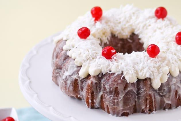 Piña Colada Bundt Cake Photo