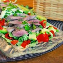 Carne Asada Salad Recipe