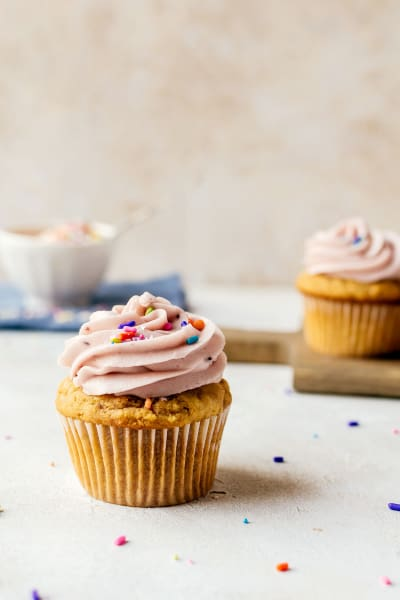 Peanut Butter and Jelly Cupcakes Pic