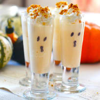 Pumpkin Pie Ice Cream Shooters Recipe