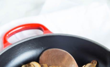 Easy Sautéed Mushrooms Pic