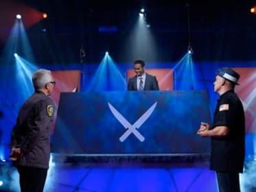 Iron Chef America Tournament of Champions: Zakarian vs. Symon