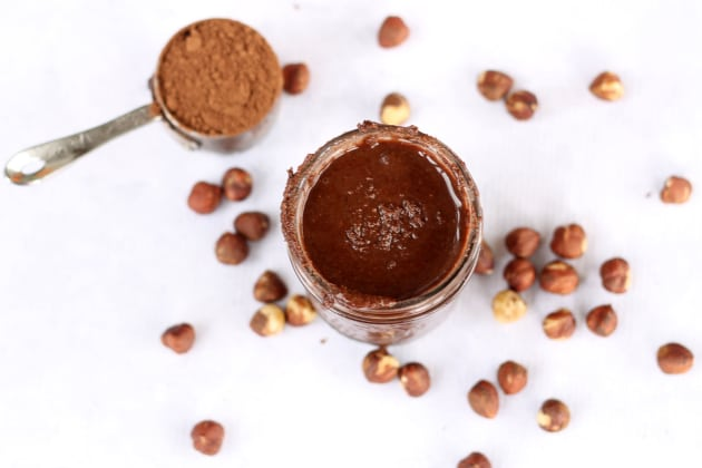 Homemade Nutella Photo