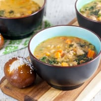 Sausage and Kale Soup Recipe