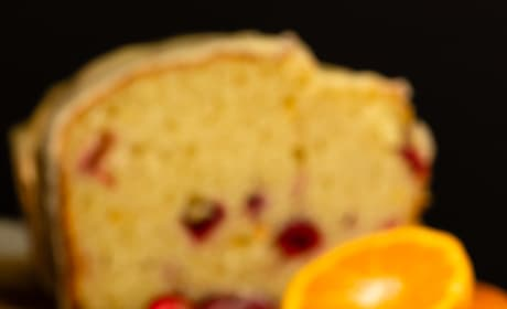 Quick Orange Cranberry Bread Pic