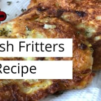 Fried Squash Fritters