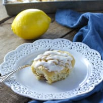 Cardamom Lemon Rolls Recipe