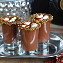 Mexican Hot Chocolate Shots Recipe