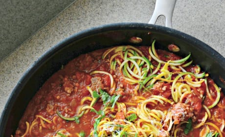 Zoodles Bolognese Picture