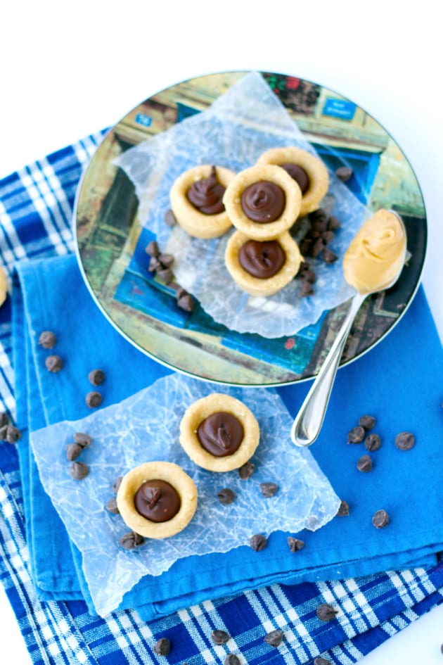 No Bake Peanut Butter Cookie Cups Picture
