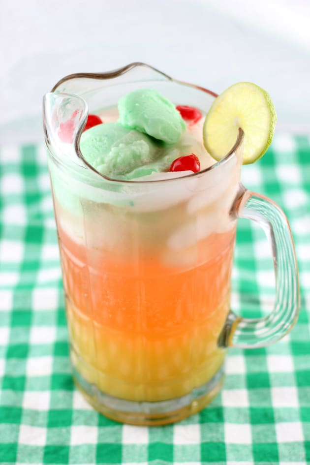 Food Network Sherbet Punch Recipes