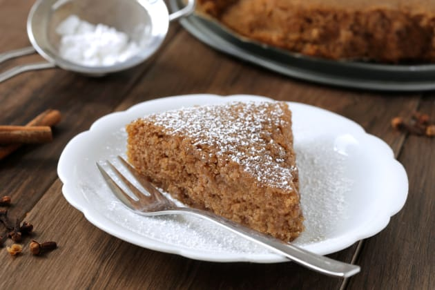Gluten Free Spice Cake Photo