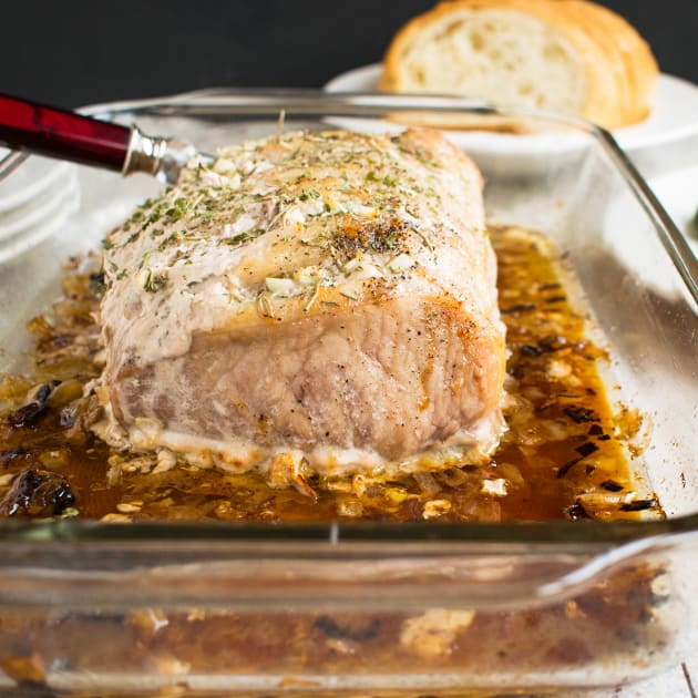 File 1 Roasted Pork Loin with Rosemary and Garlic