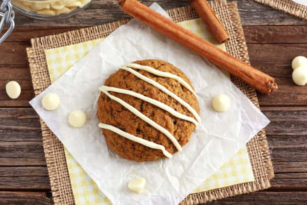 Small Batch Pumpkin Spice Cookies Photo