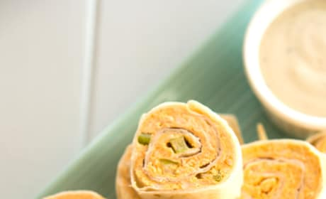 Buffalo Chicken Pinwheels Picture