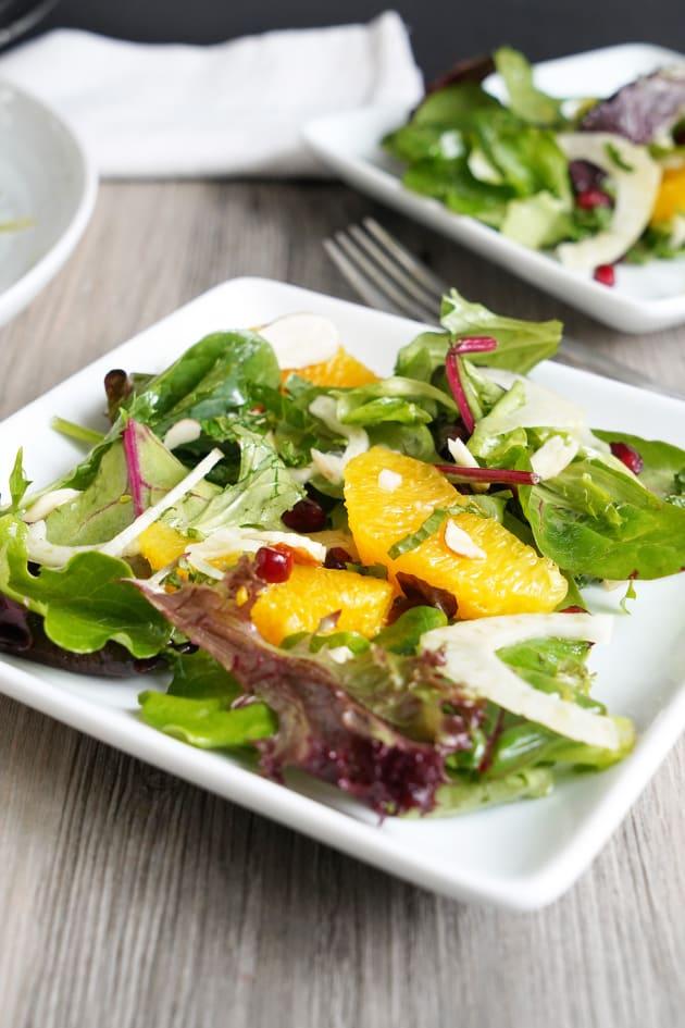 Fennel Orange Salad Pic