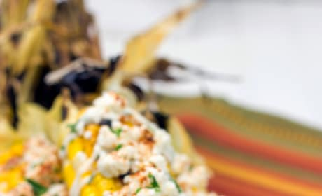 Mexican Street Corn Pic