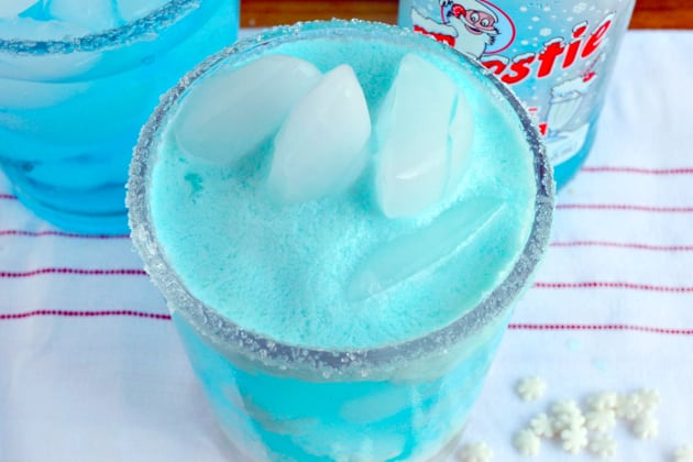 Abominable Snowman Cocktail Photo