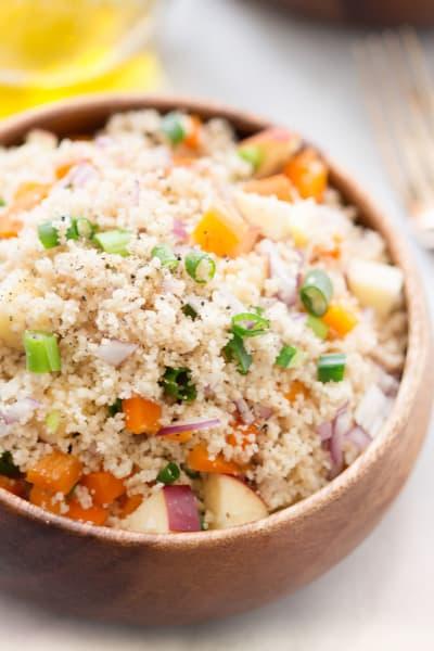 Easy Couscous Salad Pic
