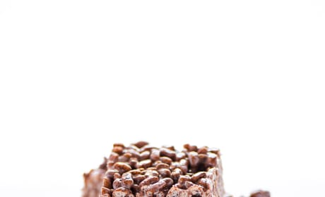 Gluten Free Chocolate Rice Krispie Treats Picture