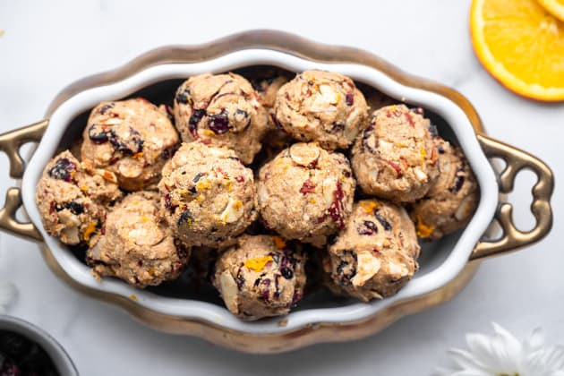 Cardamom Cranberry Clusters Photo