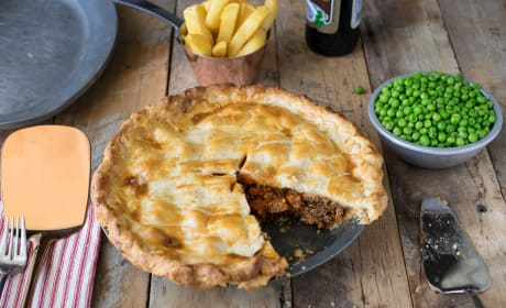 British Steak and Ale Pie Recipe