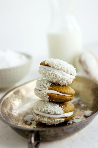 Pumpkin Cookies Image