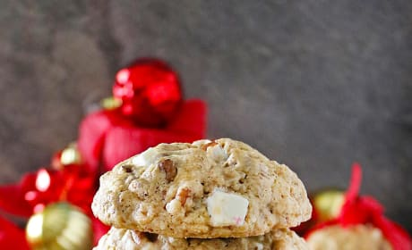 Gluten Free Peppermint Cookies Picture