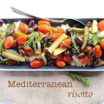 Mediterranean Risotto