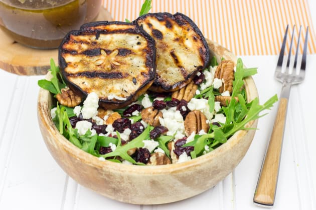 Grilled Pear Salad Photo