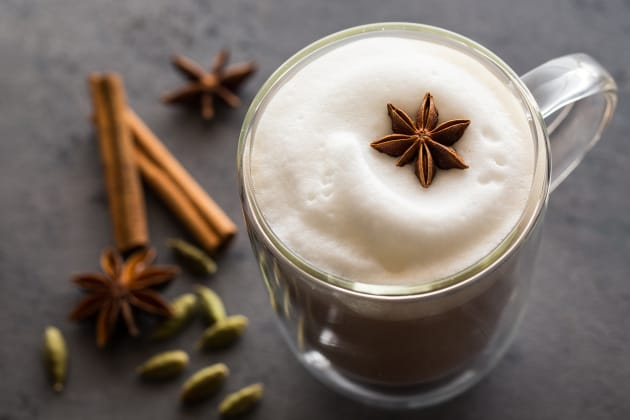 Spiked Chai Latte Photo