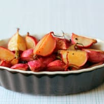 Roasted Radishes Recipe
