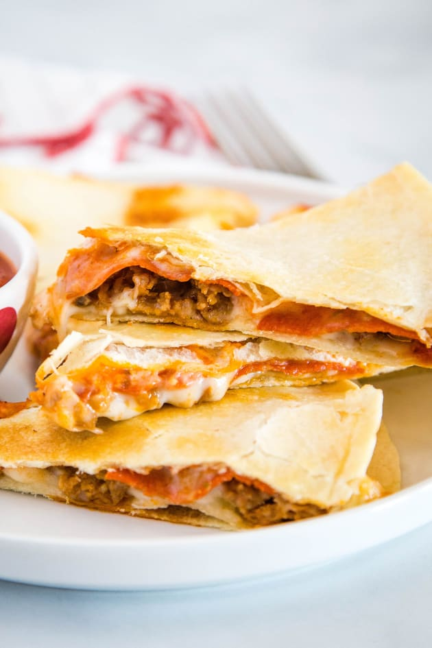 Pizza Quesadilla Picture