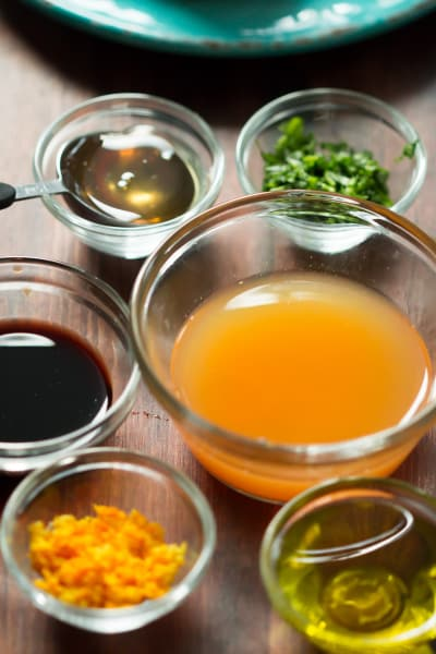 Clementine Salad Dressing Picture