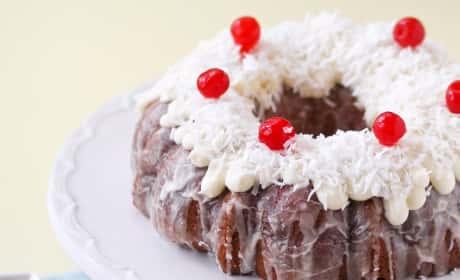 Piña Colada Bundt Cake Recipe