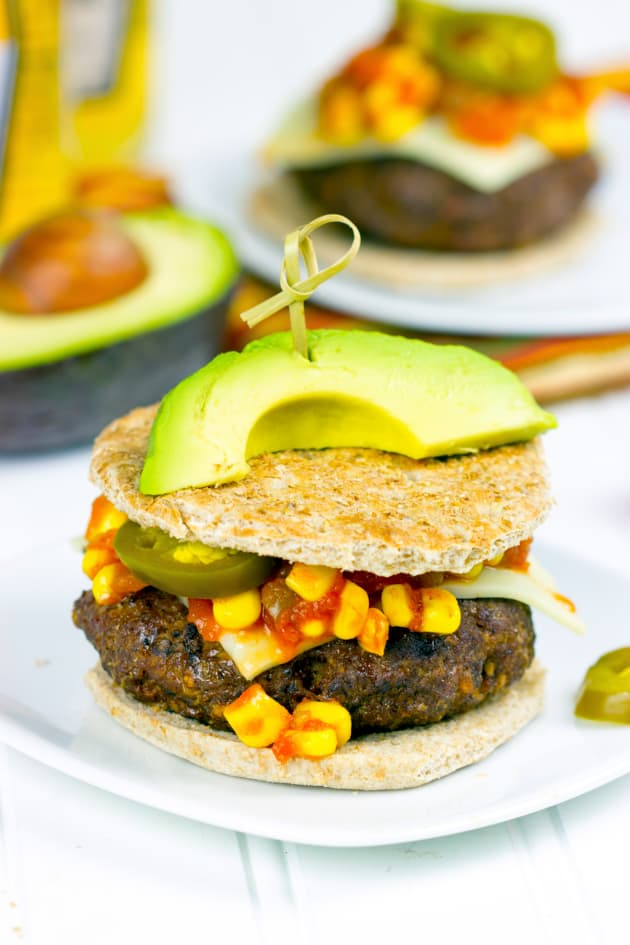 Taco Burger Picture