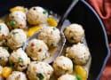 Whole30 Paleo Orange Turkey Meatballs