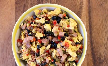 Southwestern Breakfast Burritos Picture