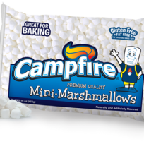 Campfire Mini-Marshmallows