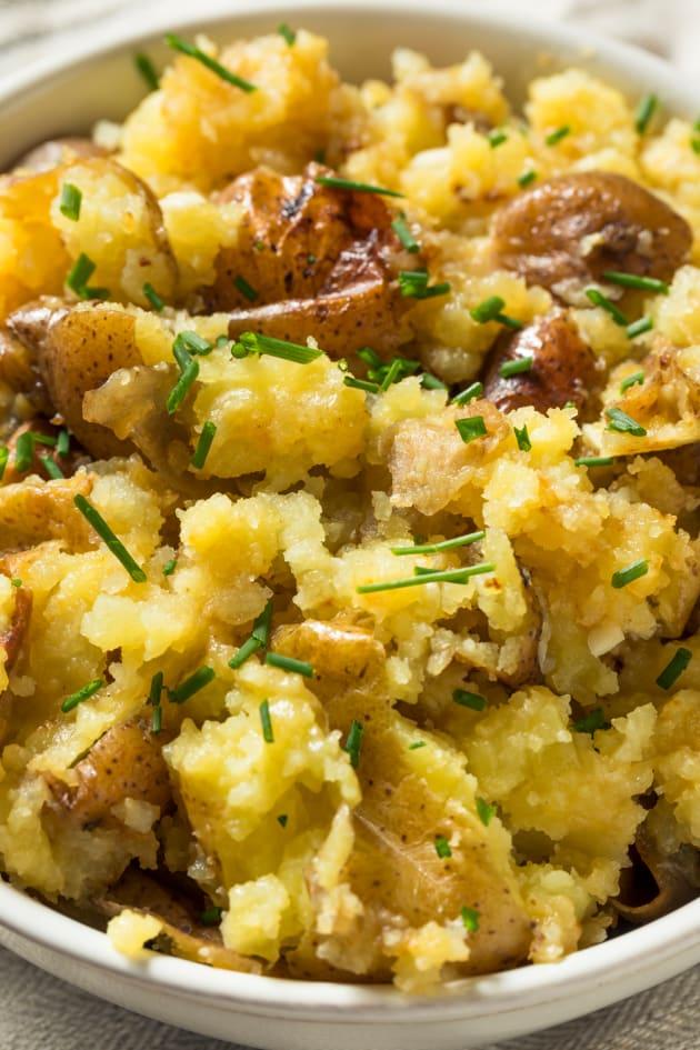 Parmesan Potatoes Picture