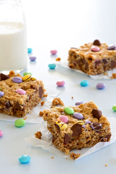 Monster Cookie Bars Pic