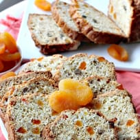 Banana Apricot Nut Bread