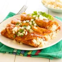 Queso Fresco Enchiladas Recipe