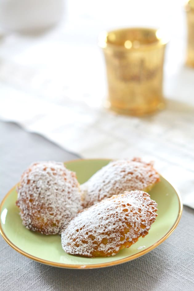 Meyer Lemon Madeleines Picture