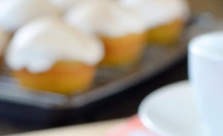 Cinnabon Pumpkin Muffins Image