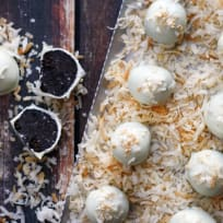 Oreo Cookie Balls Recipe