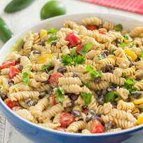 Gluten Free Southwest Pasta Salad Recipe
