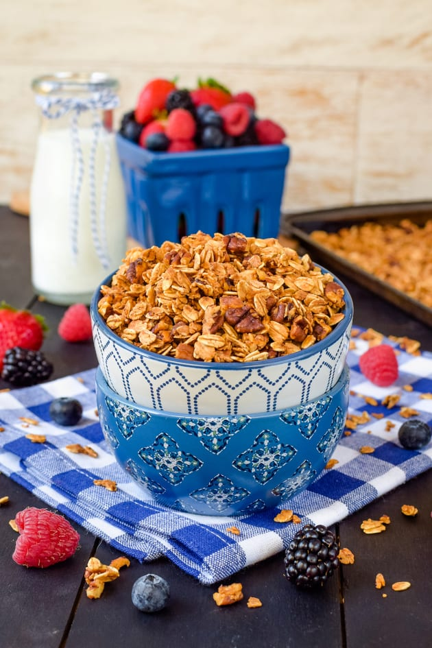 File 2 - Honey Nut Granola