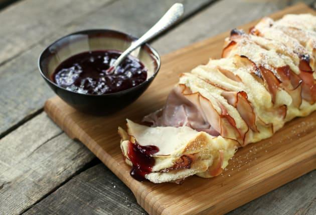 Monte Cristo Bread Image