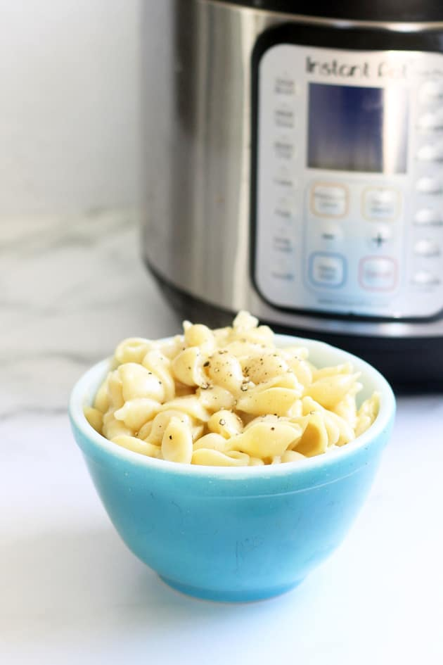 Instant Pot Panera Mac and Cheese Pic